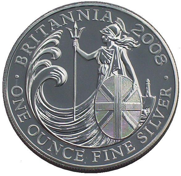 1-Oz-Silber-Britannia-2008-Anlagemunze