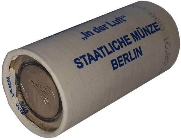 25 x 10 Euro Münze in der Luft 2019 A Berlin Stempelglanz Münzrolle
