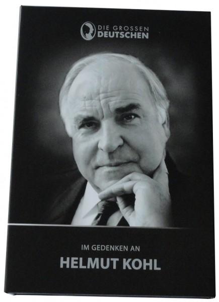Salomonen 10 Dollars 0,5 gr Goldmünze Helmut Kohl 2017 Die Grossen Deutschen