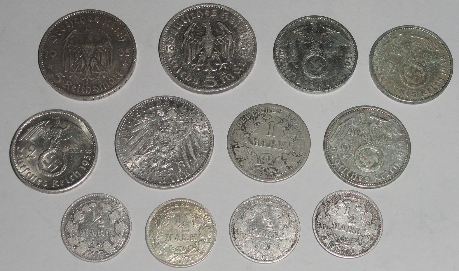 Ankauf Silbermünzen Deutsches Reich Kaiserreich Beko Münzhandel