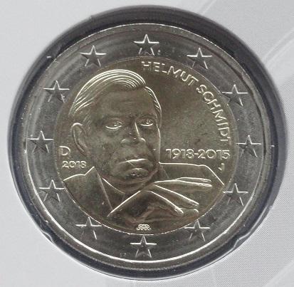Deutschland-2-Euro-Gedenkmunze-Helmut-Schmidt-2018