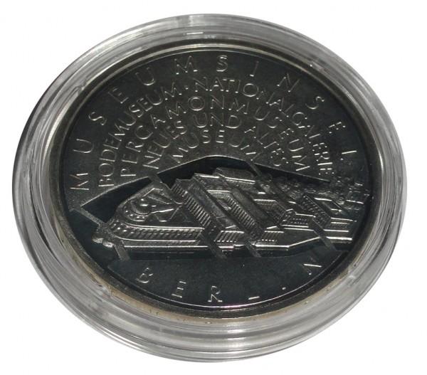 BRD: 10 Euro Silber Gedenkmünze Museumsinsel Berlin 2002 Polierte Platte