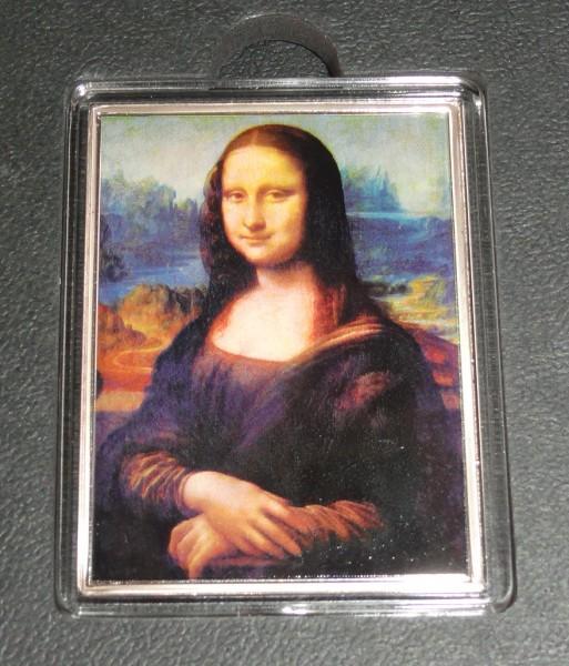 Salomonen 1 Dollar Münze Mona Lisa Leonardo da Vinci 2014