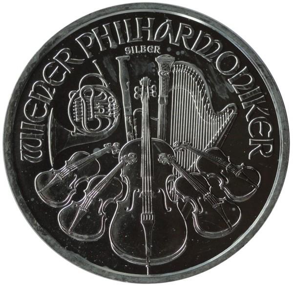 1,5 Euro 1 Oz Silber Wiener Philharmoniker 2014 aus Österreich Silber - Anlagemünze