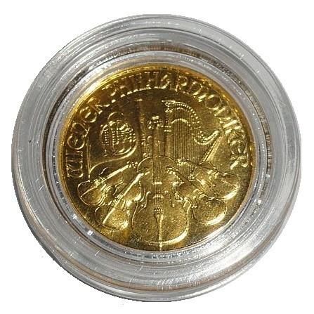 Österreich 200 Schilling Goldmünze 1/10 Oz Gold 1991