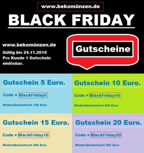 Black-Friday-Gutscheine-Munzen-Silber
