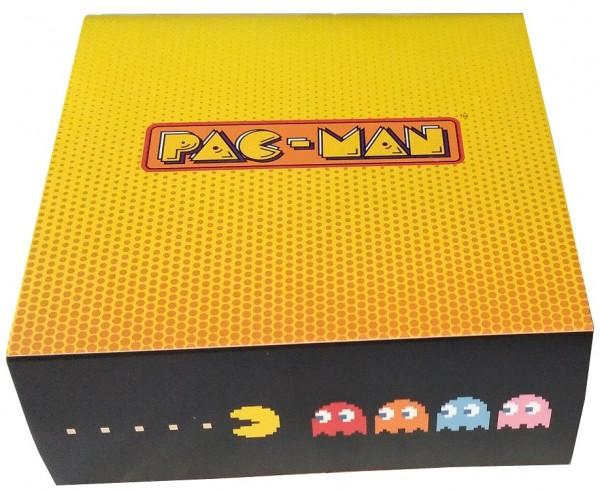 Niue 1 Oz Silber Pac Man 2020 Polierte Platte im Etui nur 400 Stück! SELTEN