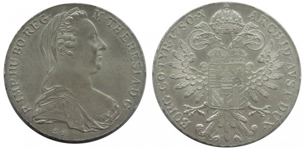 Osterreich-Maria-Theresia-Taler-Silber-1780-NP-2