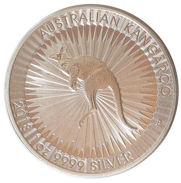 1 Oz Silber Känguru 2018 Perth Mint Australien - Anlagemünze