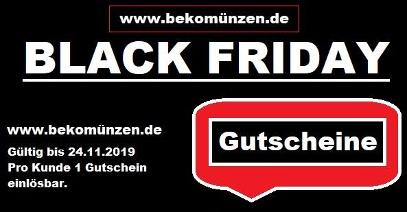 Black-Friday-Gutscheine-Silbermunzen