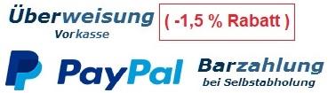 Zahlungsarten-Munzen-Paypal-Vorkasse-Barzahlung-bei-Abholung